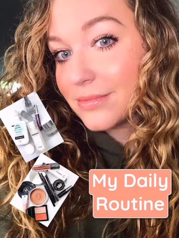 MY DAILY ROUTINE! ok I've tried a million products and this is what is in... | Cherie