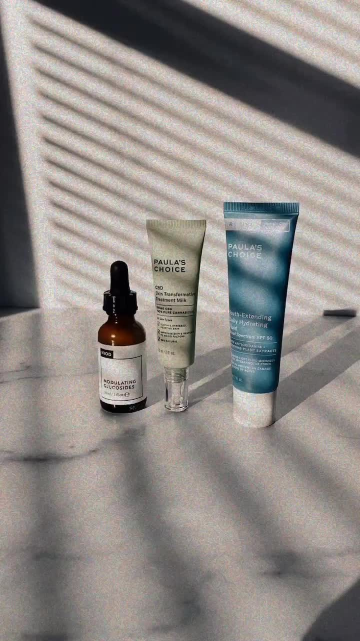 Pre-Gym Morning Skincare: Anti-Redness Routine!