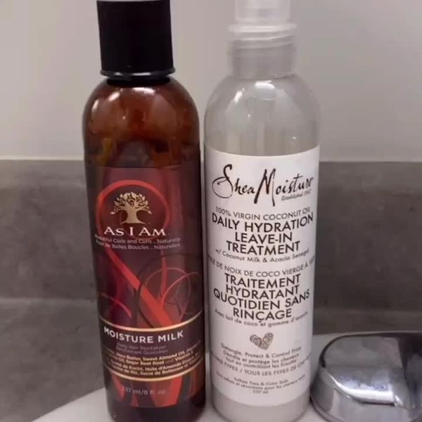 Two of my favourite Hair Moisturizers | Cherie