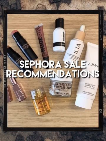 MY SEPHOR SALE RECOMMENDATIONS (Current Loves!)