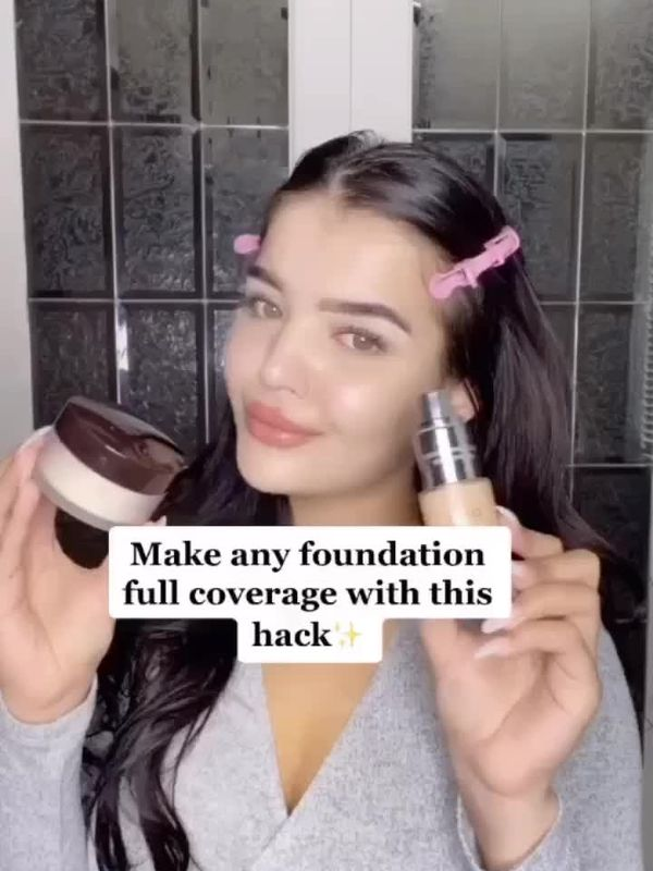 This hack will save you $$ on foundation! | Cherie