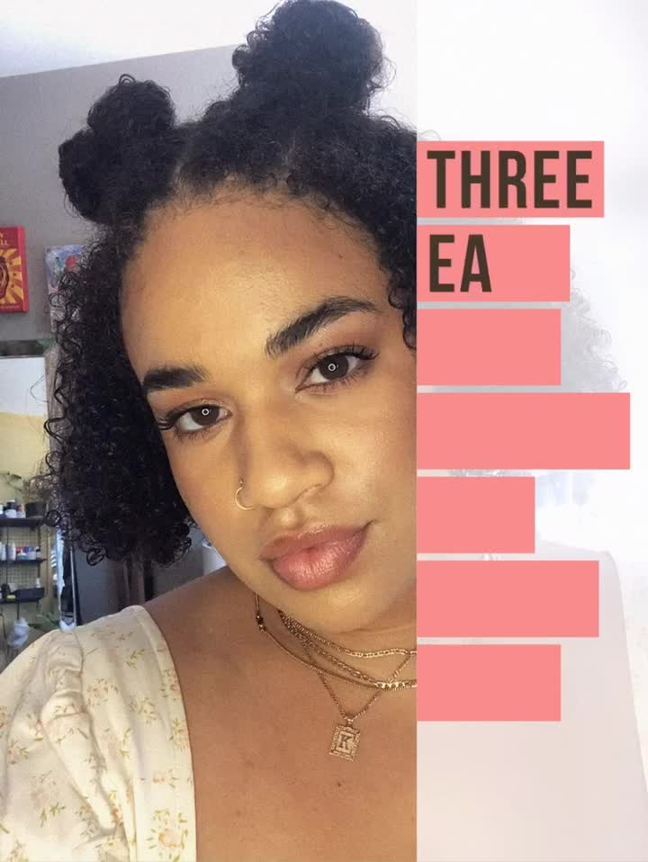 Three Easy Braided Hairstyles for Curly Hair